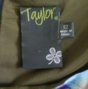 Taylor Circle Skirted Dress